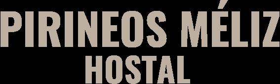 Hostal Pirineos Méliz Logo