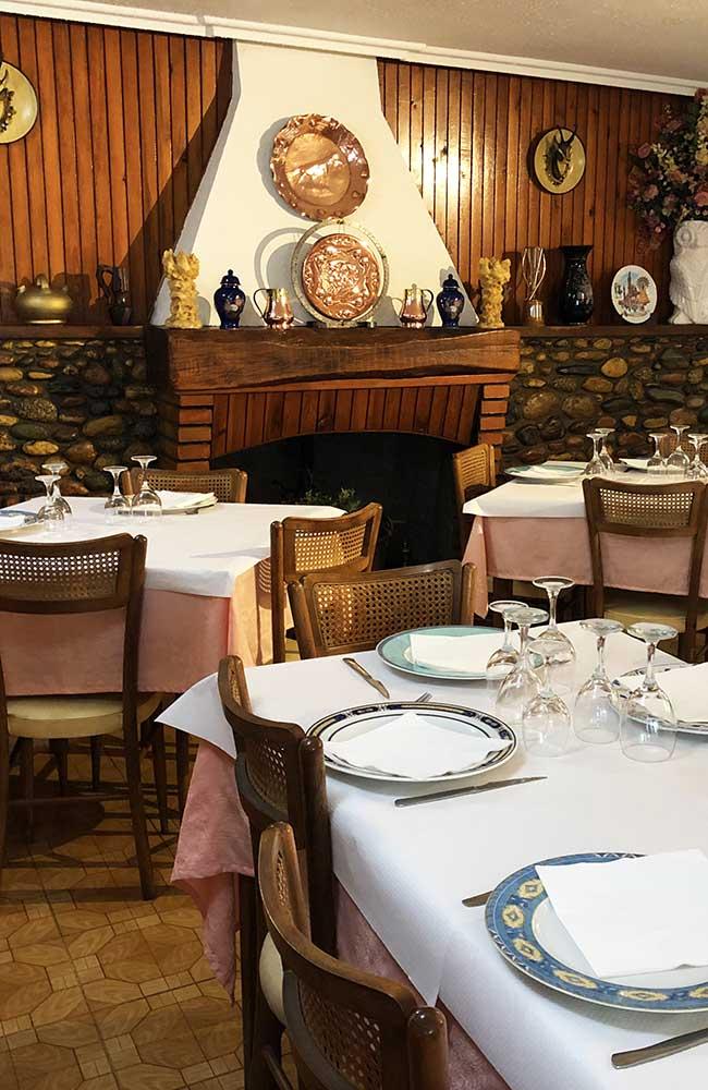 restaurante - Home